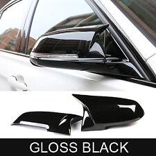 GLOSS BLACK BMW DOOR MIRROR F20 F21 F22 F30 F31 F32 F33 1 2 3 4 SERIES LCI M
