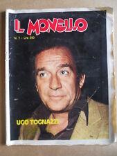 IL MONELLO n°7 1975 Ugo Tognazzi Iva Zanicchi [G432]