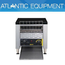Apuro Conveyor Toaster 410x370x750mm Stainless Steel Catering Kitchen Bread