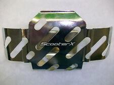 Motor Scooter Skateboard Gas Fuel Tank Metal Shield Part 49cc 43cc 33cc 52cc
