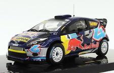 Ixo Models 1/43 Scale RAM465 - Ford Fiesta RS WRC #4 Bologna Motor Show