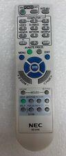 REMOTE CONTROL FOR NEC PROJECTOR MT830TM MT830TM+ MT835 NP-PX700W NP-PX750U