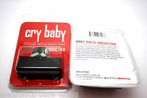 GENUINE DUNLOP HI01 HALO INDUCTOR FOR CRYBABY - MADE IN USA!