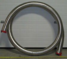 """Stainless Steel Flexible Exhaust Tube Tubing Pipe 4-1/2"""" O.D. x 235"""" long"""