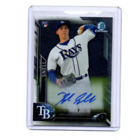 2016 Bowman Chrome Blake Snell Autograph Rookie Card! TB RAYS AUTO RC CY YOUNG!