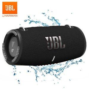JBL Xtreme 3 Bluetooth Portable Speaker Waterproof Outdoor Music Subwoofer Black