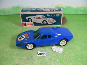 vintage clifford / roxy 626 hong kong porsche 904 car & worn box model 2080