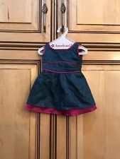 """American Girl Doll of the Year Retired 18"""" McKenna Fancy Outfit Dress ONLY"""