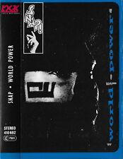 Snap! World Power CASSETTE ALBUM Electronic, Hip Hop, House, Hip-House
