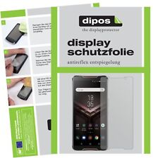 6x Asus ROG Phone Screen Protector Protection Anti Glare dipos