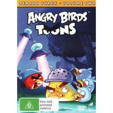 Angry Birds Toons: Season 3 - Volume 2 DVD NEW (Region 4 Australia)