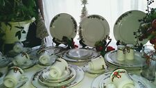 Tienshan Fine China Dining Set of 47