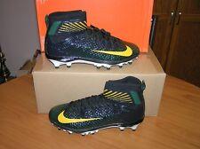 Nike Force Lunarbeast Elite Football Cleats Drk Green 847588 012 size 10 (28 CM)