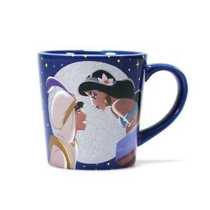 Aladdin Tasse Kaffeebecher Jasmine und Aladdin Disney Geschenkbox