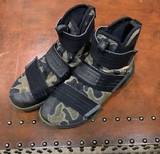 Nike Lebron Soldier 10 SFG Men's Camo King James Basketball Sneakers Size 8