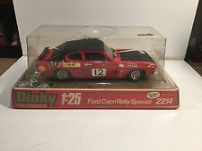Dinky Ford Capri Rally Special 2214 Very Near Mint In Pack
