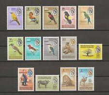 More details for bechuanaland 1961 sg 168/81 mnh cat £85