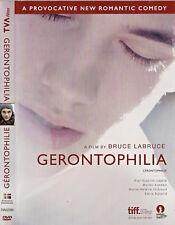 Gerontophilia (DVD,2013) Pier-Gabriel LaJoie, Walter Borden;  Bruce LaBruce