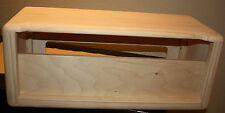 rawcabs pine head cabinet for marshall DSL 40C chassis project