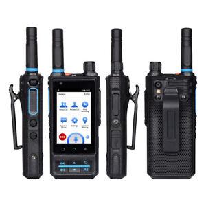 Unlocked S200 4G LTE Smartphone POC Radio Real-PTT Zello Walkie Talkie GPS Wifi