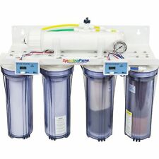 Spectra Pure MaxCap 2:1 Manual Flush 90-GPD RO/DI System - MC-RODI-90-10-MF