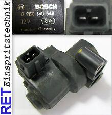 Leerlaufregler BOSCH 0280140548 Opel Vectra Omega Sintra Zafira original