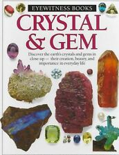Crystal and Gem (Eyewitness books) by R.F. Symes