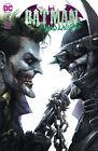 Batman Who Laughs 6 Francesco Mattina Trade Variant Joker Dark Nights Metal