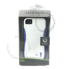 Case-Mate POP Snap Case w/Kickstand For iPhone 5 iPhone 5s iPhone SE White/Blue