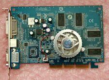 Chaintech NVIDIA Geforce FX5200 256MB VGA DVI TV-OUT AGP 4X/8X Graphics Card