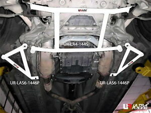 Nissan 370Z 370 Z G37 Ultra-R 4PUNTI Anteriore inferiore Barra / TELAIETTO 1445