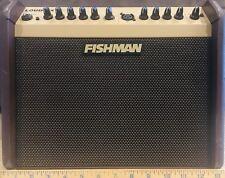 Fishman Loudbox Mini 60W Acoustic Guitar Amp, Less than 20 lbs, Good Condition!