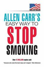 NEW - Allen Carr's Easy Way To Stop Smoking by Carr, Allen