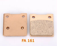 REAR BRAKE PADS For KAWASAKI ZXR400 H1 (1989) SEMI-SINTERED DISC PAD SET FA161HH