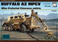 Camion blindé US BUFFALO A2 MPCV, 2017 - KIT PANDA HOBBY 1/35 n° 35031