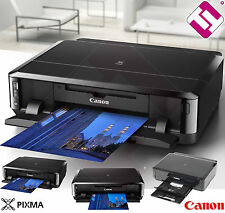 IMPRESORA FOTOGRAFICA INYECCION COLOR CANON PIXMA iP7250 IMPRESION CDS TOP VENTA