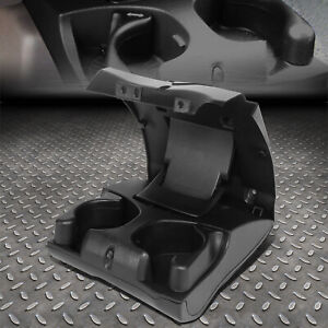FOR 98-02 DODGE RAM 1500 2500 3500 DASH BOARD ADD-ON CUP HOLDER INSERT CHARCOAL