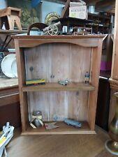 Antique Pitch Pine Shelves FREE P&P