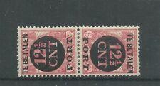 Nederland  P68a Keerdruk  MH/ongebr  CV 10 €