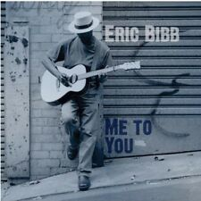ERIC BIBB - ME TO YOU (REISSUE)  CD NEW+