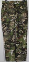 UNDER ARMOUR UA STEALTH EARLY SEASON HUNTING BOYS PANTS, CAMO:FOREST, 1290515943
