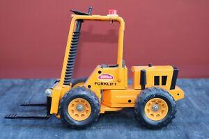 Tonka Toys XR-101 smaller sized Forklift - Pressed Steel