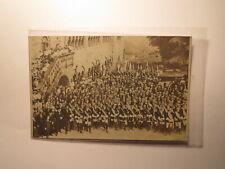Eisenach Wartburg - wohl Wartburgfest Wingolf - 1907 / Foto Karte Studentika