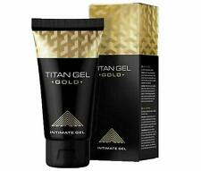 TITAN GEL GOLD Ingrandimento e allungamento potenza Pene