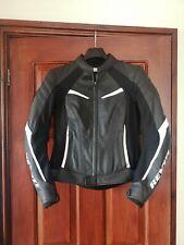 Rev' it! Xena Ladies Leather Biker jacket