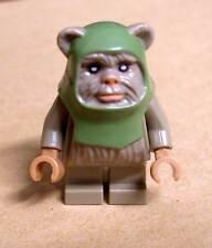 LEGO star wars Ewok warrior (10236 guerrier) épisode 6 Ewoks ours personnages NEUF