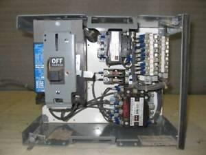 Cutler Hammer CH F10 Unitrol Sz Size 1 MCCB 15 Amp A