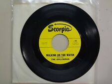 "GOLLIWOGS:(Pre-Creedence Clearwater Revival)Walking On The Water-U.S. 7"" Scorpio"