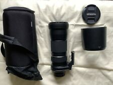 Tamron AFA011S700 SP 150-600mm F/5-6.3 Di VC USD Zoom Lens for Sony Alpha