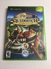 Harry Potter: Quidditch World Cup (Microsoft Xbox, 2003)